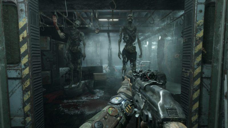 test metro exodus squelette