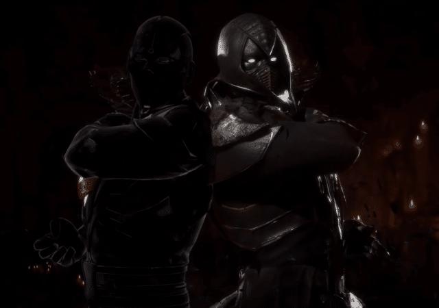 Mortal Kombat 11 - Noob Saibot