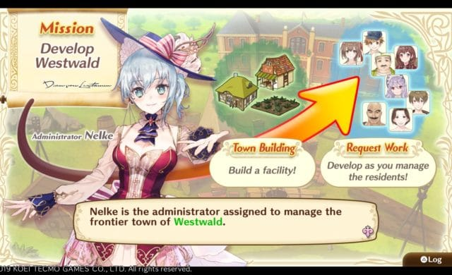 Atelier Nelke développement village