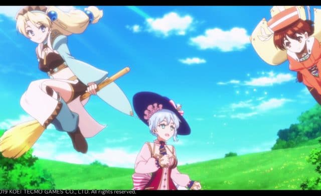 Nelke personnages