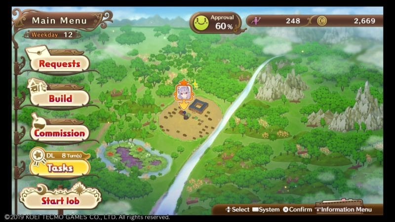 nelke & the legendary alchemists village