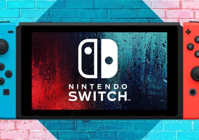Nintendo Switch - Entête briquée