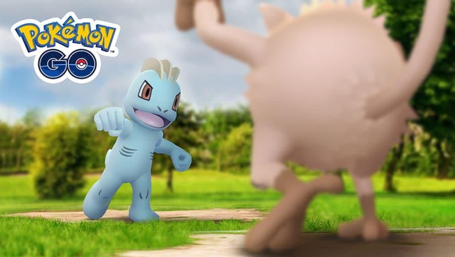 Pokémon GO - Combattants en avant