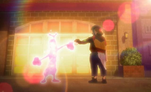 Pokémon le film - Le pouvoir est en nous - union de Callahan et Simularbre