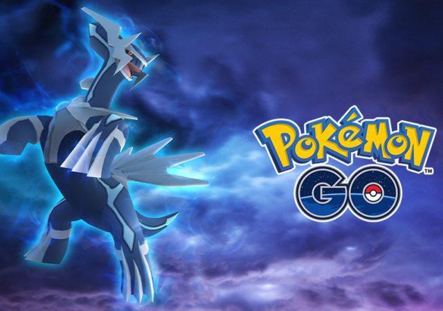Pokémon GO - Dialga