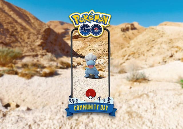 Pokémon GO - Draby Journée Communauté