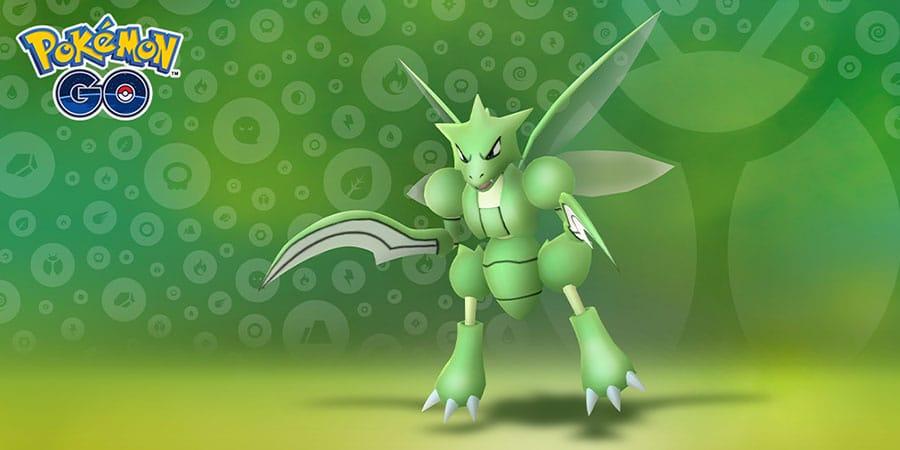 Pokémon GO - Insécateur au rapport