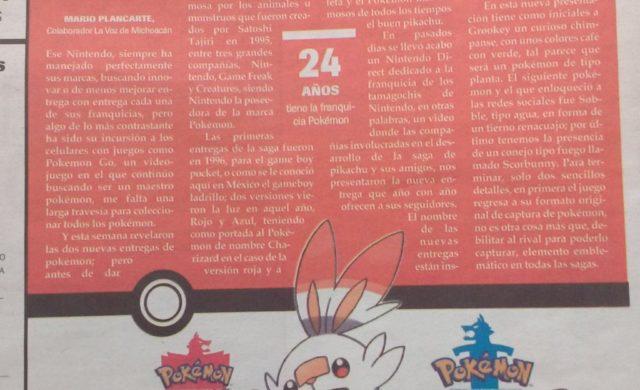 Pokémon - Pokémon Gun - page complète