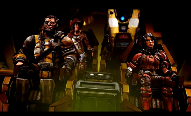 Borderlands: The Handsome Collection équipe