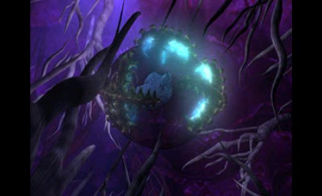 Parasite Eve PS1 Cellule Mutante