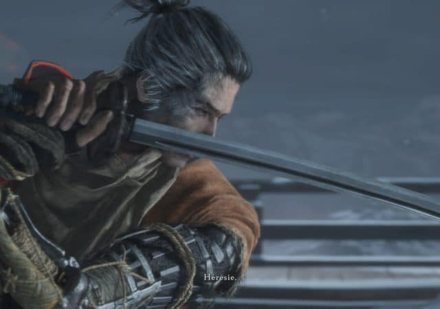 Test Sekiro Shadows Die Twice