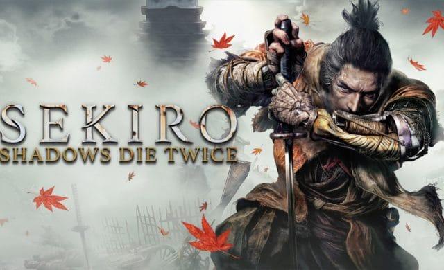 Sekiro - écran titre