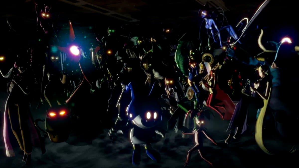 Shin Megami Tensei V - le plein de démons