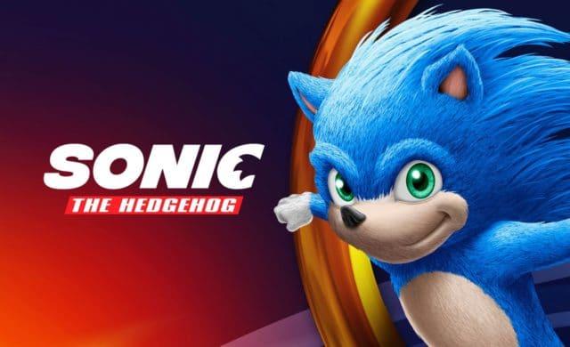 Sonic le film apperçu