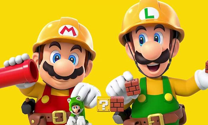 Super Mario Maker 2 - Une brique après l'autre