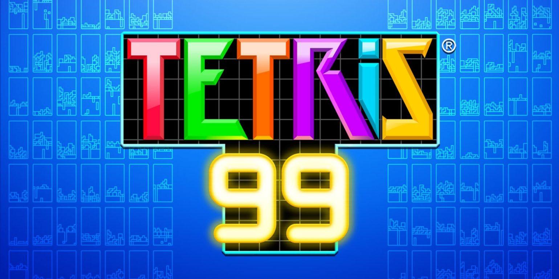 Tetris 99 - Logo