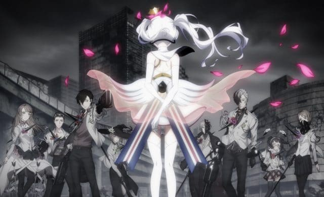 the caligula effect : overdose anime