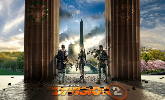 test the division 2 artwork + logo