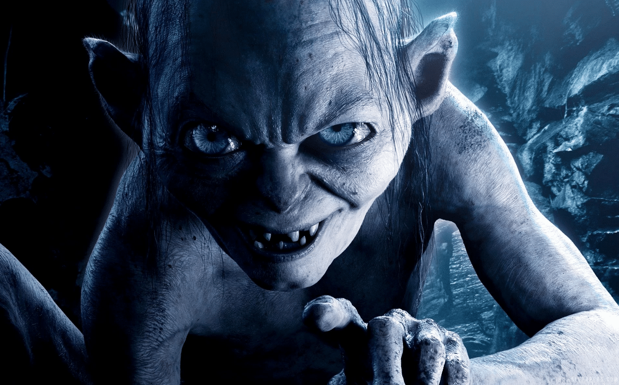 The Lord of the Rings - Gollum