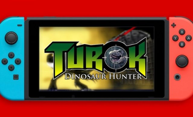 Turok version Switch