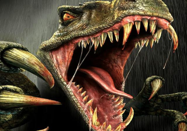 Turok dinosaure carnivore