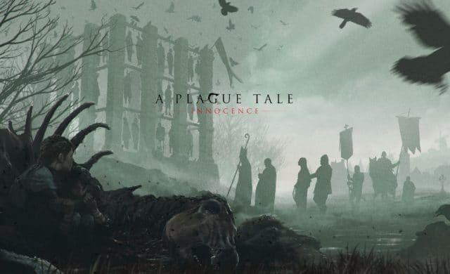 a plague tale innocence artwork