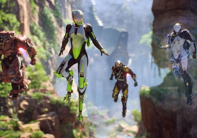 anthem mise a jour persos