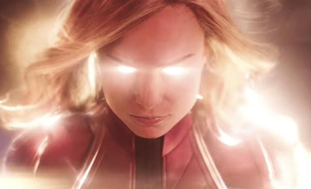 captain marvel lumière