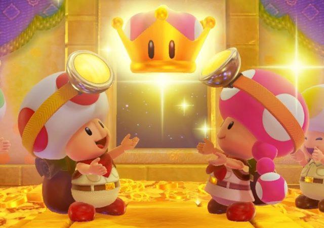 Test Captain Toad: Treasure Tracker – Épisode spécial - Une couronne
