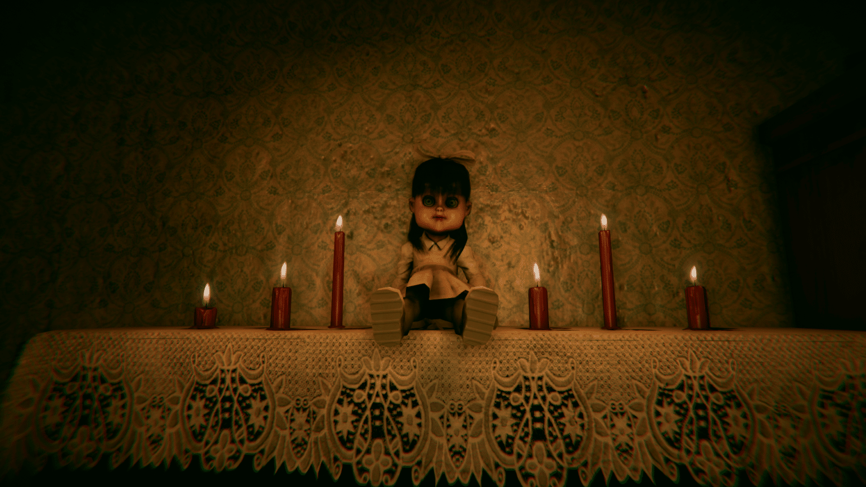 devotion test poupée