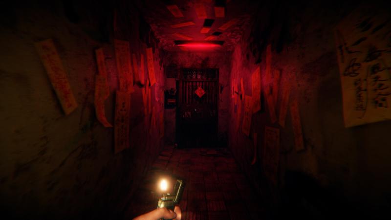 devotion test couloir rouge