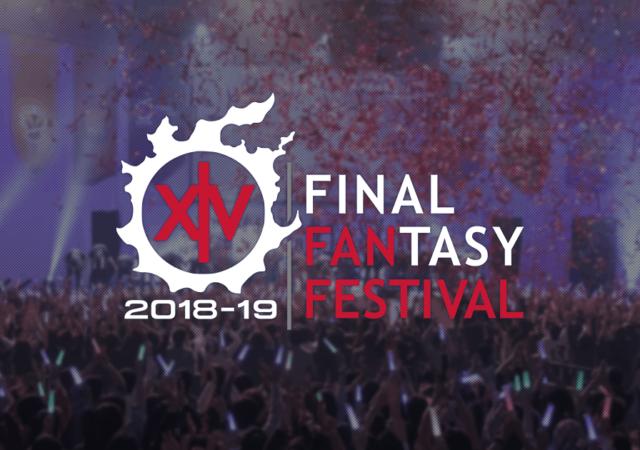 final fantasy XIV fan fetival tokyo 2019