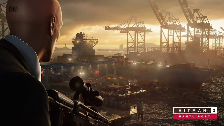 hitman 2 sniper assassin port hantu