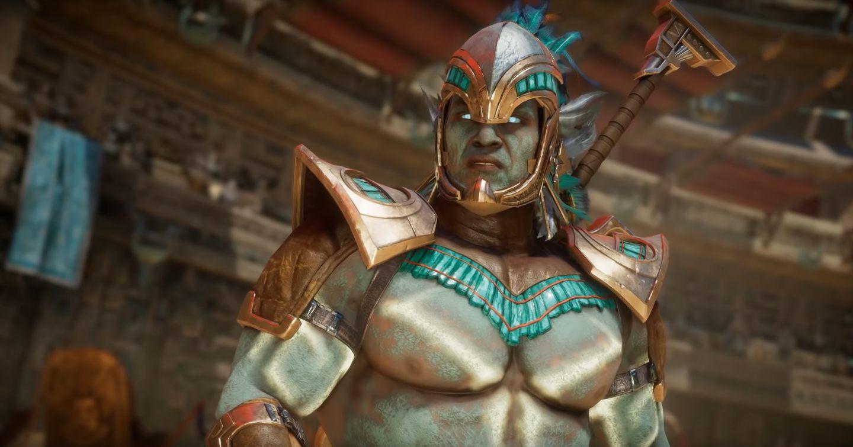 Mortal Kombat XI Kotal Khan