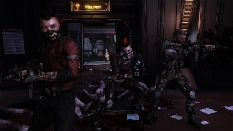 Killing Floor: Double Feature coopération