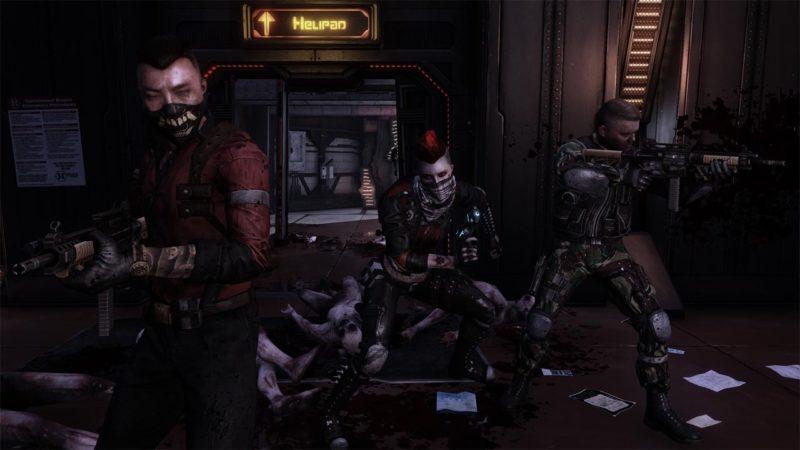 Killing Floor: Double Feature coopération