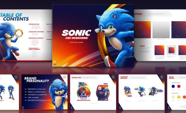Visuels de Sonic le film
