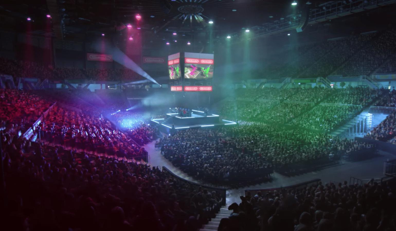 splatoon 2 esport arena
