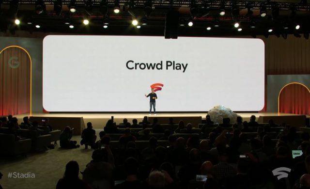 Stadia Crowd Play