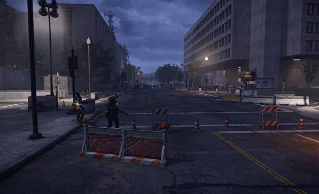 test the division 2 Dark Zone 4