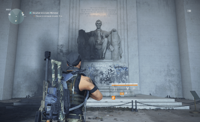 test the division 2 Lincoln
