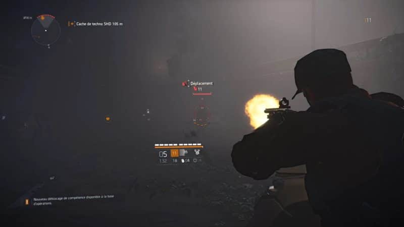 test the division 2 nuit