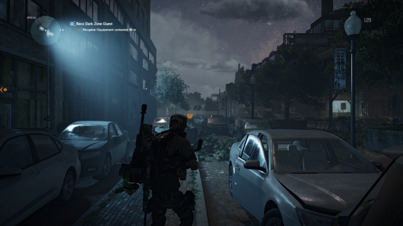 test the division 2 Dark Zone 2