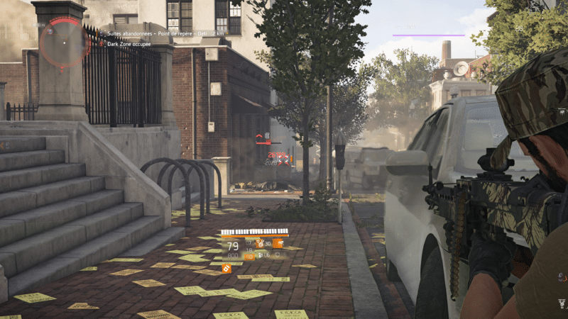 test the division 2 Dark Zone 3