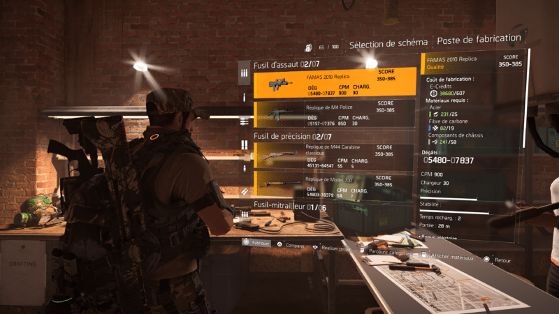 test the division 2 mods