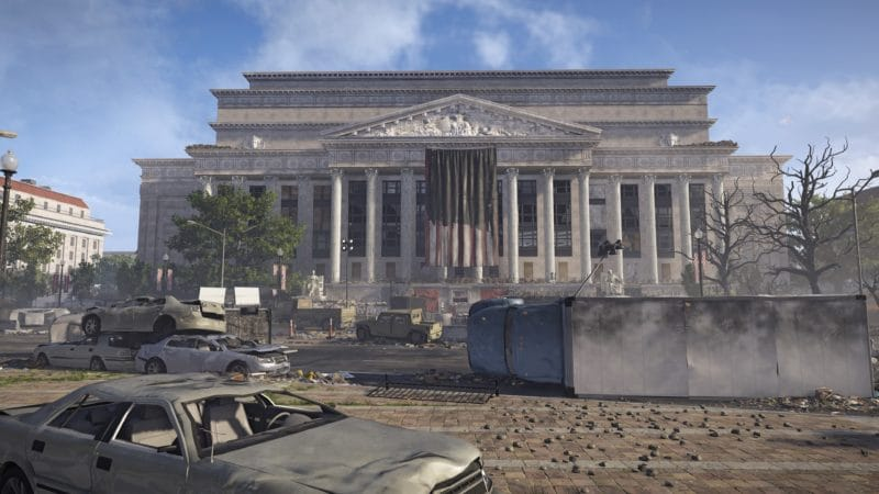 test the division 2 parlement