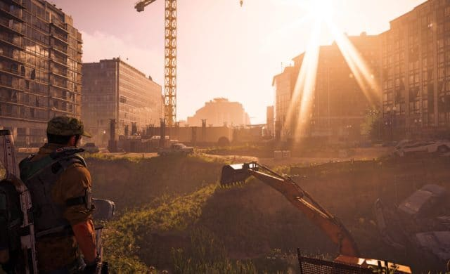 test the division 2 chantier