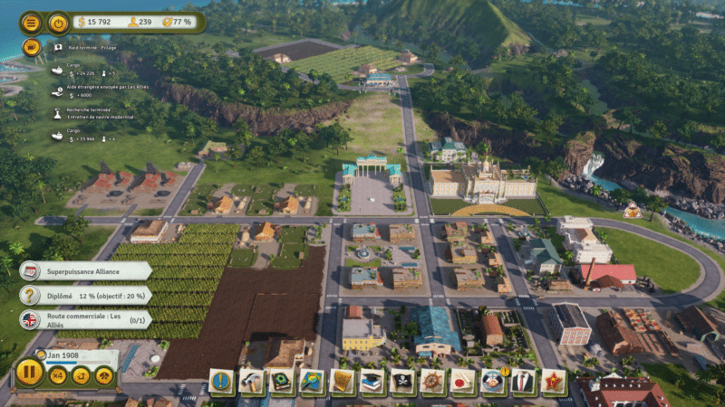 tropico 6 test overview 2