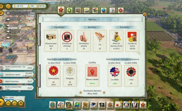 tropico 6 test almanach