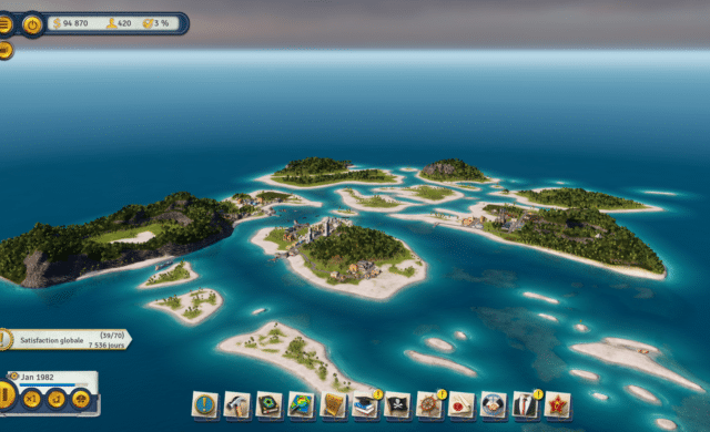 tropico6 test archipel